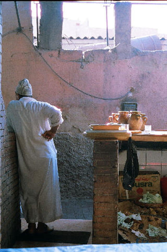 Restau medina de marrakech