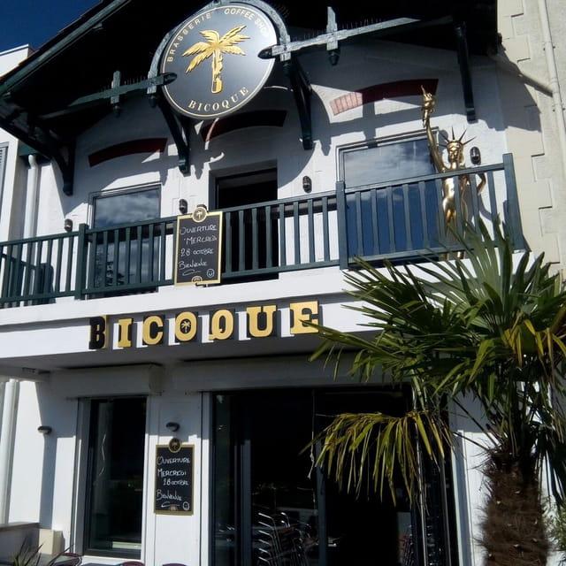 Restaurant bicoque