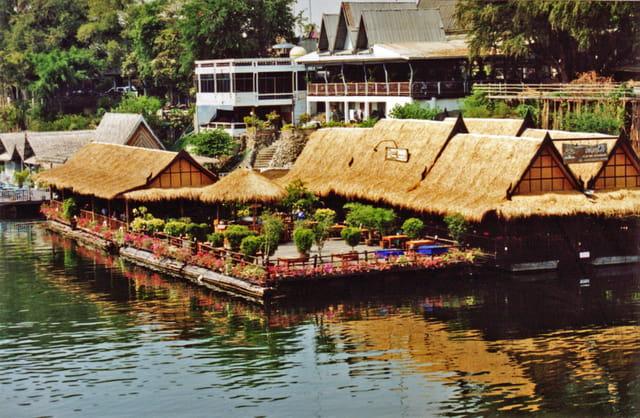Restaurant flottant