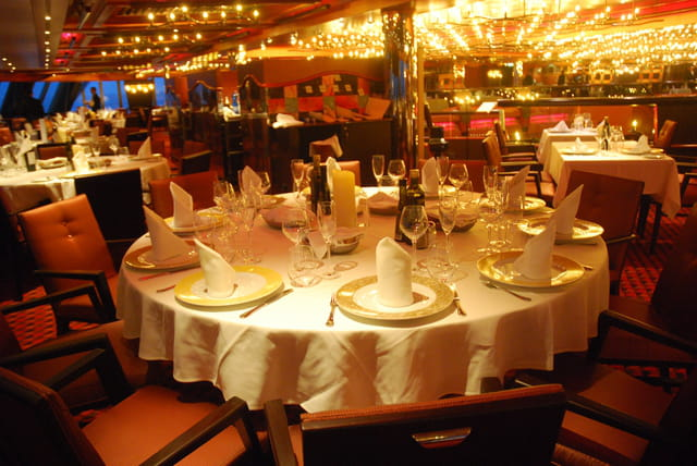 restaurant le New York