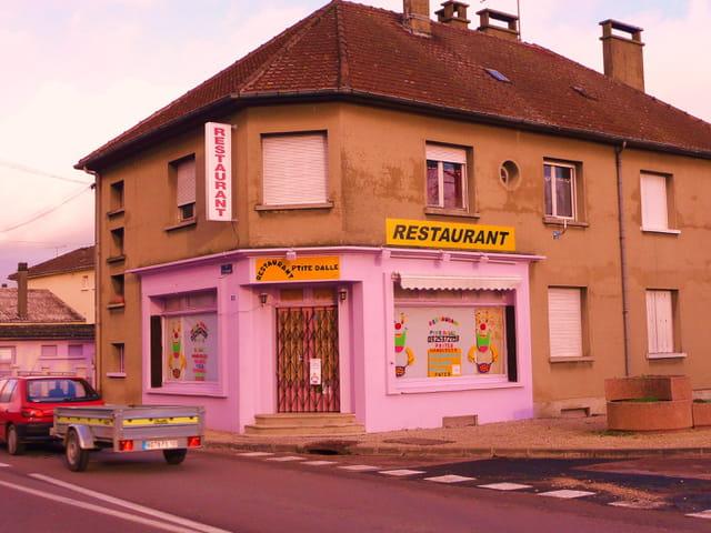 restaurant ptite dalle16 RUE DE CHALONS