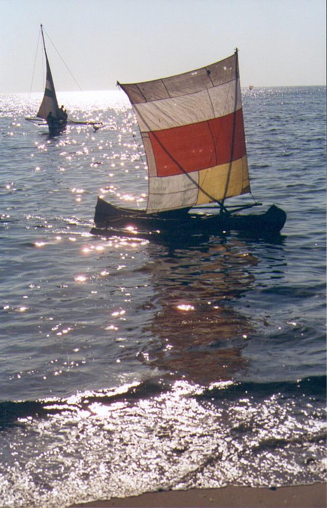 Retour des pêcheurs Vezo