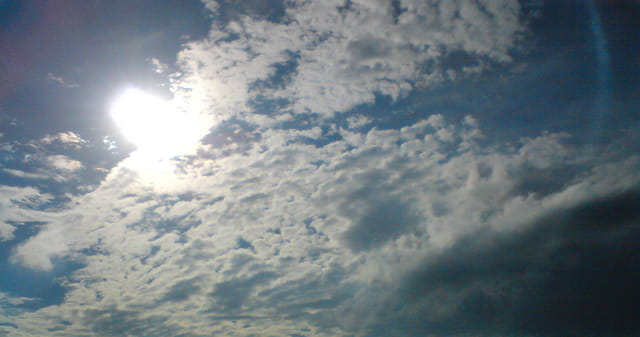 Rêve dans les nuages