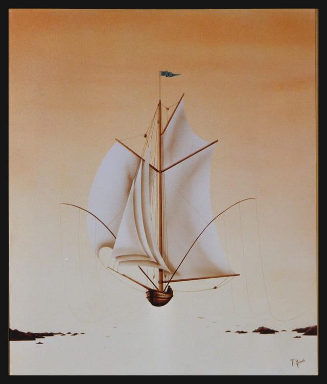 Rêve de bateau