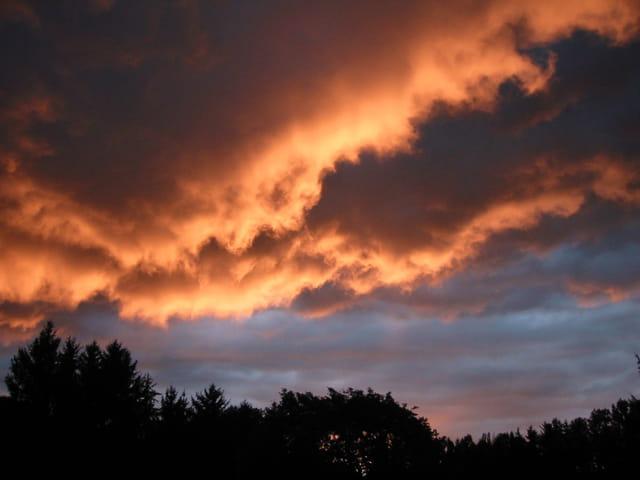 Reve de nuages
