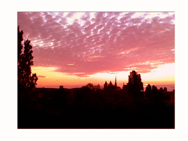 Réveil à Dijon
