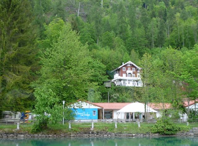 Rive du lac de brienz par josette fagioli sur l 39 internaute - Lac de brienz ...