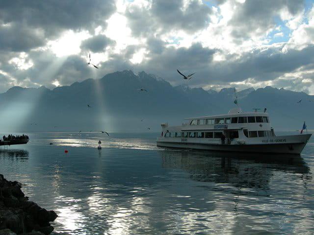 Rives du lac Léman