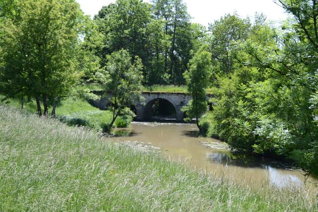 Rivière Aron à Mingot, Chatillon en Bazois