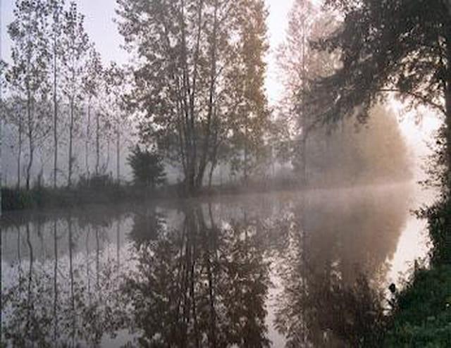 Rivière l'Ernée