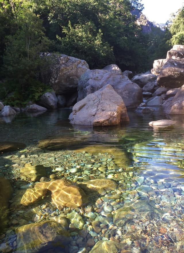Rivière perdue