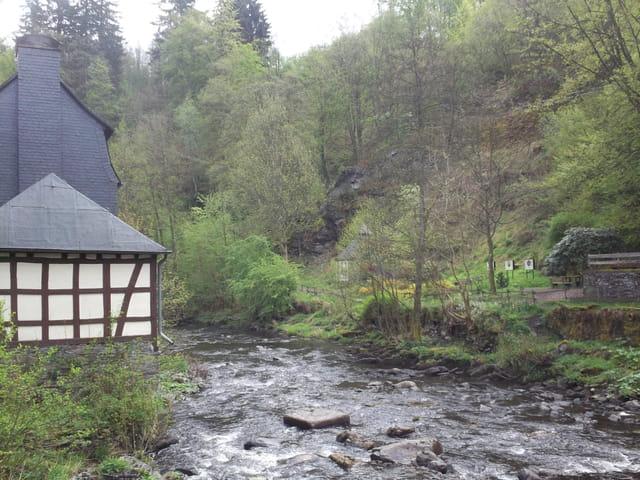 rivière Roer ou Rur