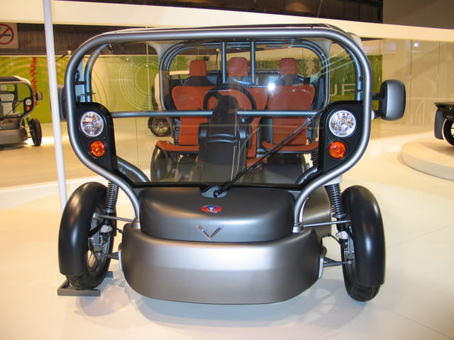 Robot ou voiture ?