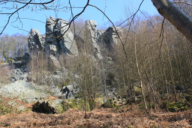 Roc La Tour  Ardennes