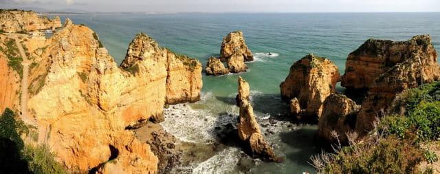 Rochers d'Algarve