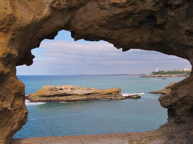 Rochers de Biarritz
