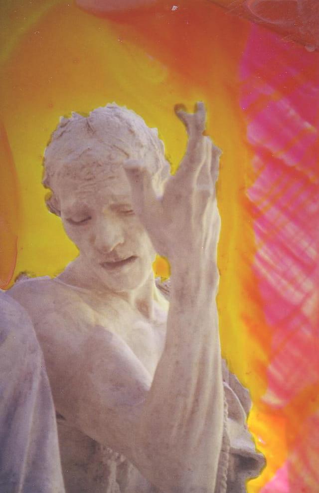 Rodin bourgeois de calais plâtre