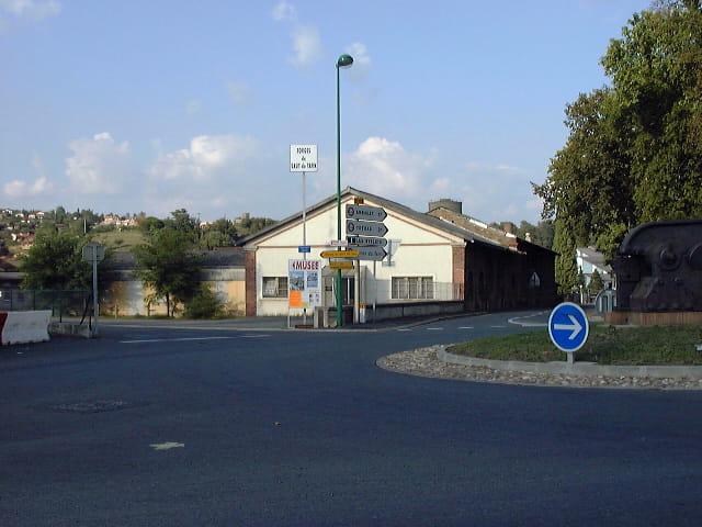 Rond-point Saut du Tarn