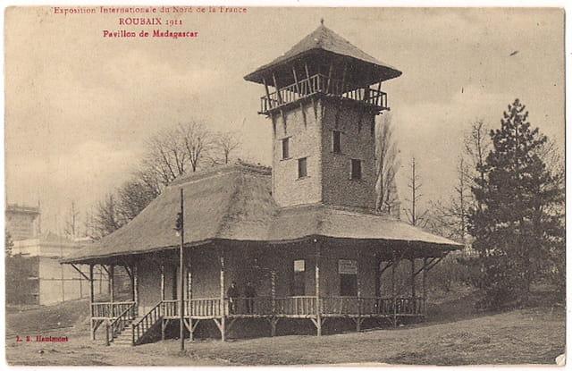 ROUBAIX - Exposition Internationale 1911