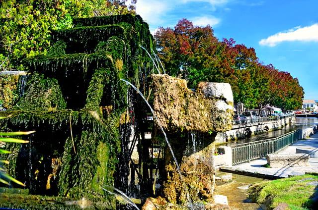 Roue de la Porte d'Avignon, Isle/Sorgue