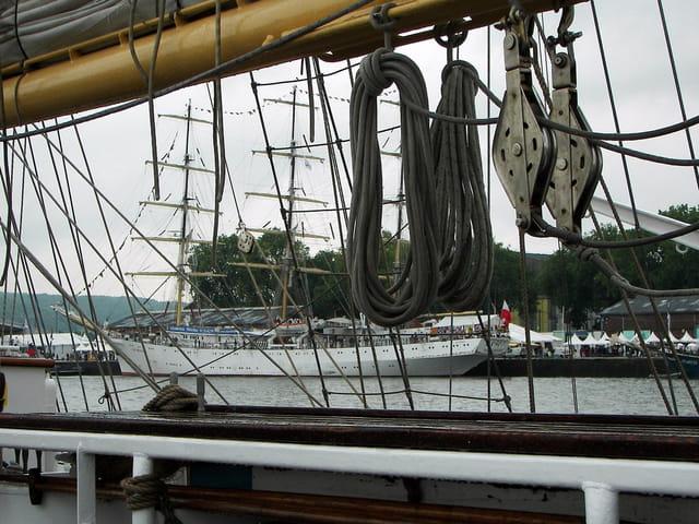 Rouen, Armada 2008