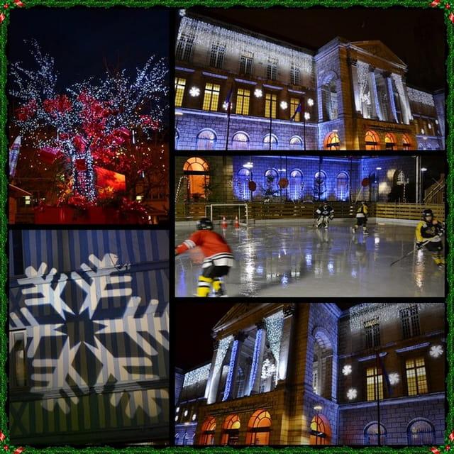 Rouen illuminations ... Normandie ...