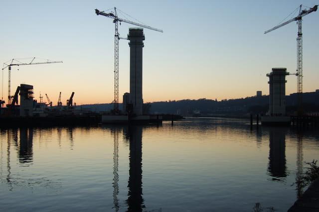 Rouen le 6 ème pont