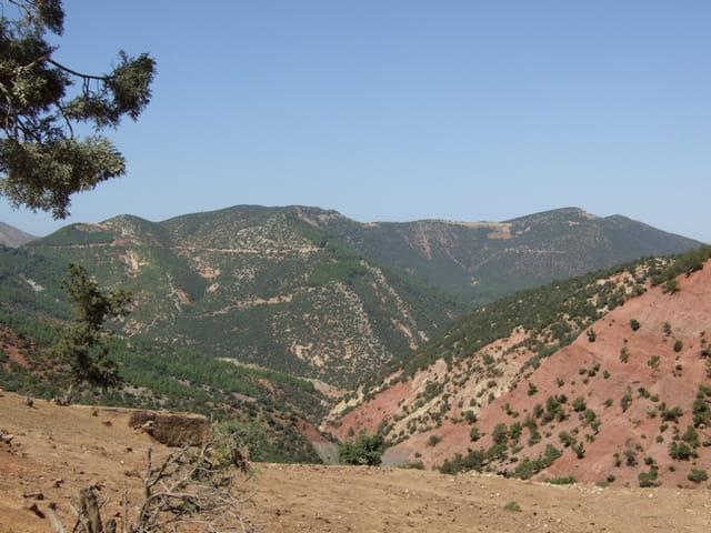 Route d'oukaimeden