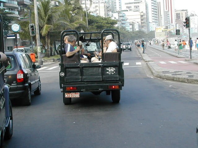 Route de Copacabana