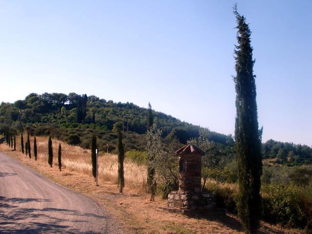 Route de Toscane