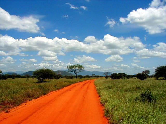 Route de tsavo