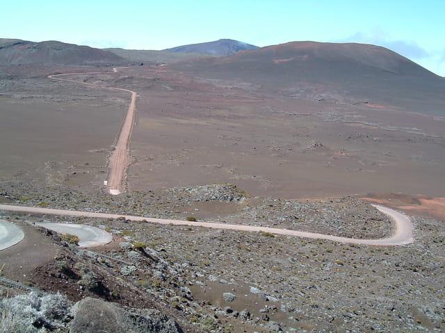 Route des sables
