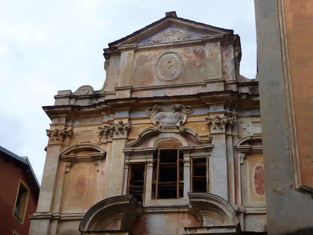 Route du Baroque Nisso-Ligure