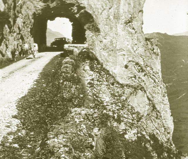 Route du col D'Aubisque