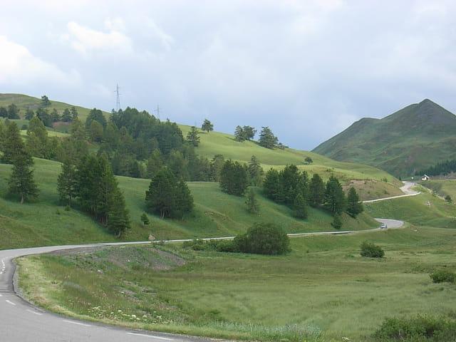 Route du Col de Vars