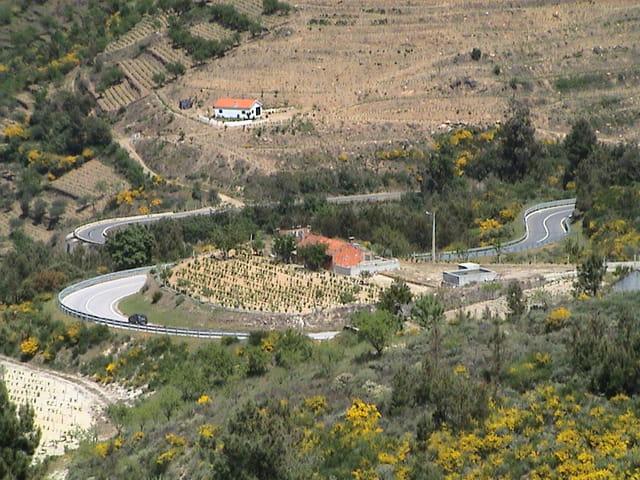 Route du portugal