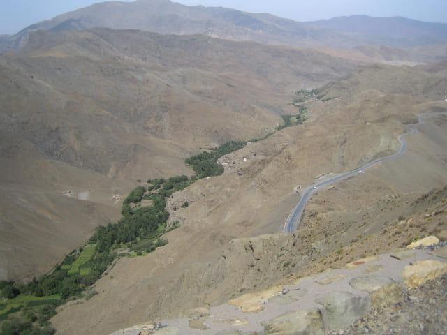 Route du tizi-n-tichka