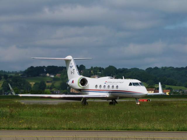 ROYAL NETHERLANDS AIR FORCE - Avion gouvernemental.