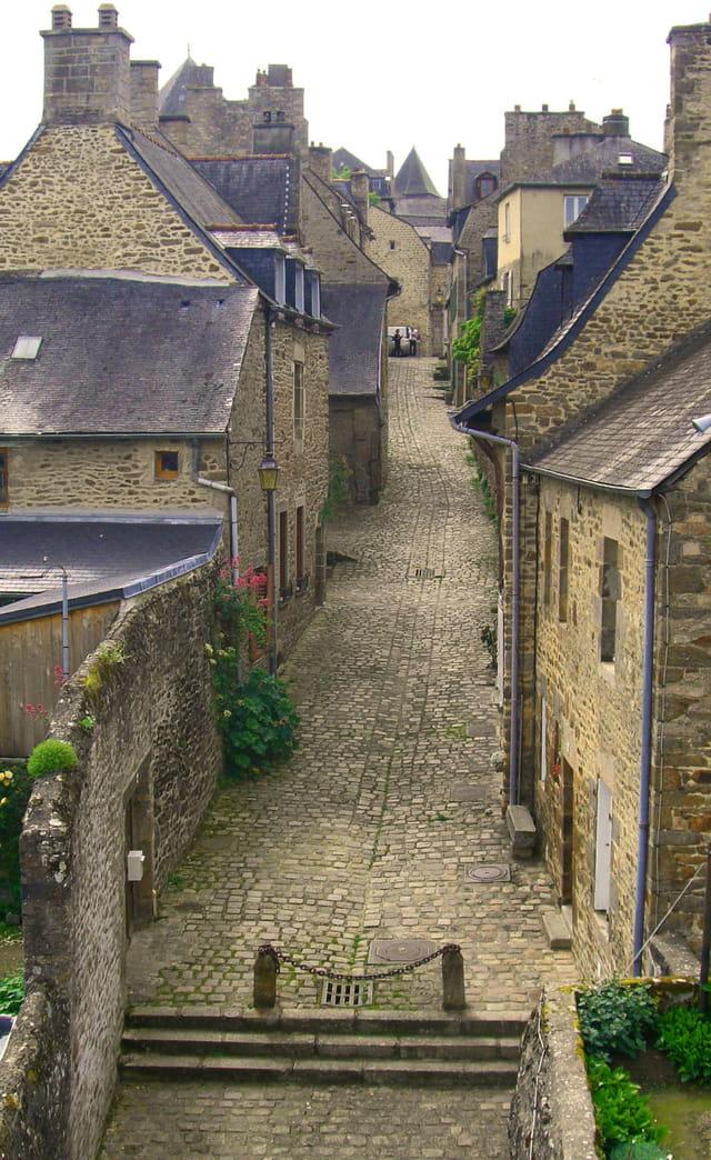 Rue à Dinan