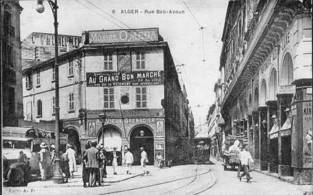 Rue bab-azoun