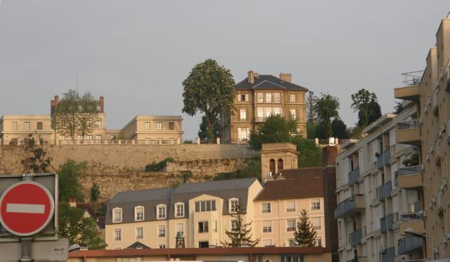 Maison Notre-Dame et Clocher de Saint-Wandrille