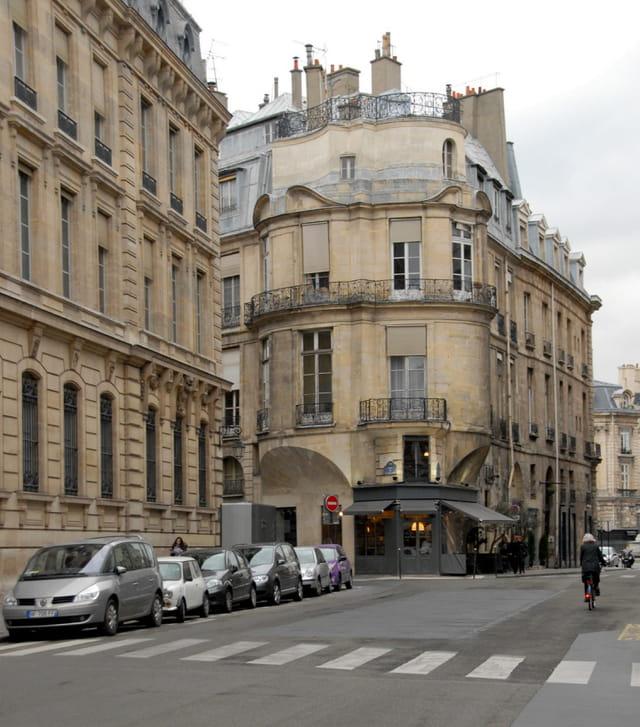 Rue Croix des Petits Champs