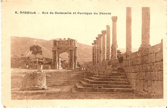 Rue de Caracalla