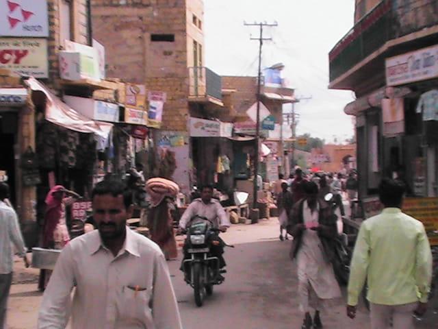 Rue de Jaisalmer