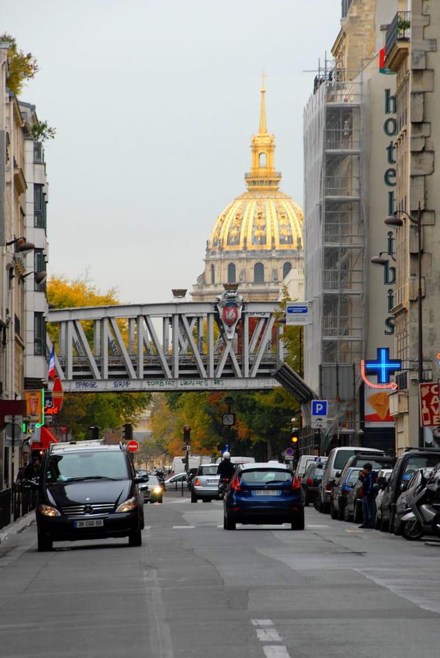 Rue de La Croix Nivert