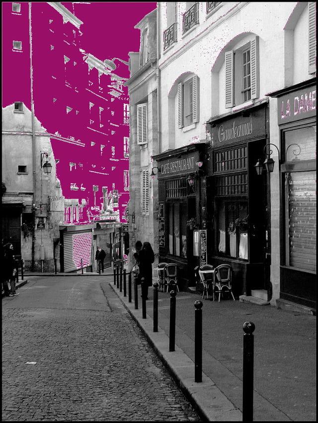 Rue de la Montagne-Sainte-Geneviève