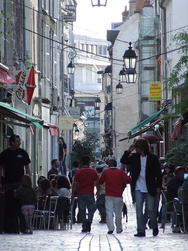 Rue de la soif d'orléans