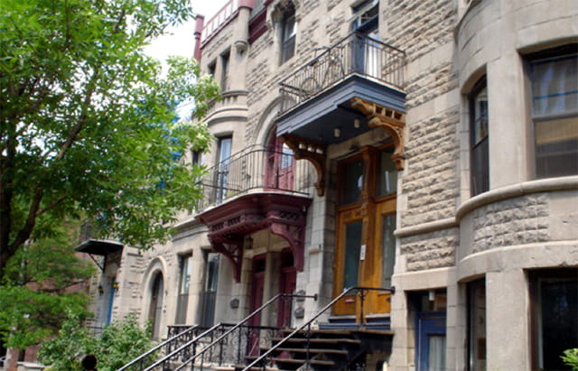 Rue de Montréal