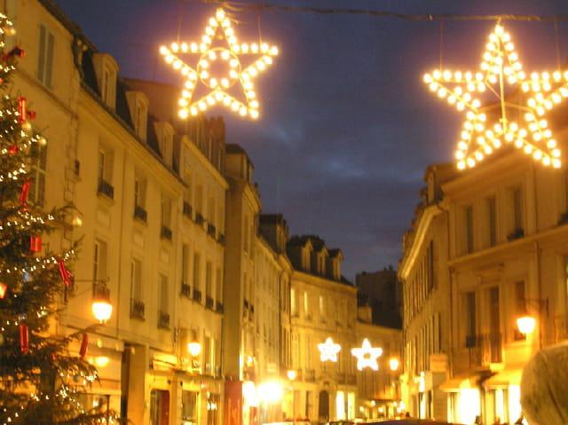 Rue de noël