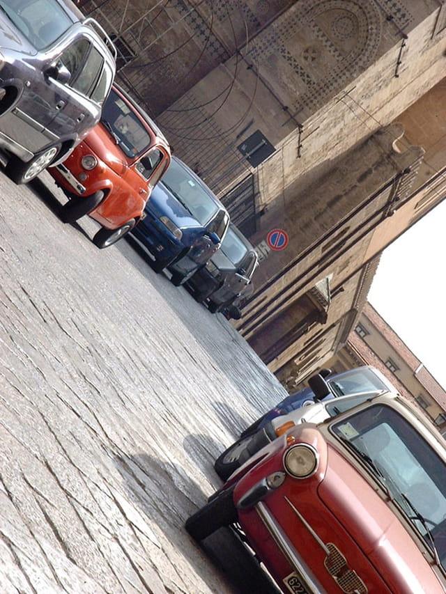 Rue de palerme